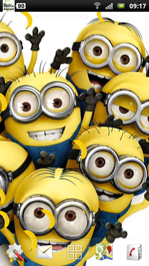 minion android wallpaper images pictures becuo
