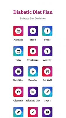 Diabetic Diet Plan for Android - Download