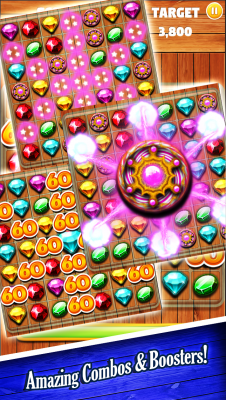 Diamond Rush for Android - Download
