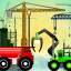 Image of Diggers and Truck for Toddlers
