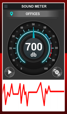 Digital Sound level Meter for Android - Download