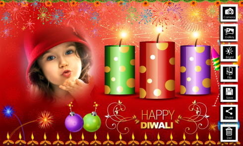 Diwali Frames New screenshot 1