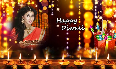 Diwali Photo Frames 2018 screenshot 2