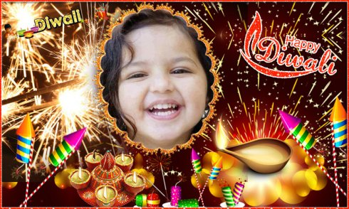 download diwali photo frames
