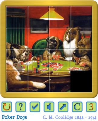 Dog and Puppy Puzzles screenshot 1