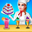Donut Cooking Games Dessert Shop
