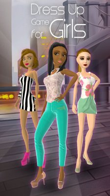 Download Dress Up Game For Girls