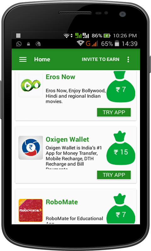 Earn Mobile Money | Free Android App APK