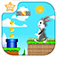 Download Easter Bunny Jungle Run for Android phone