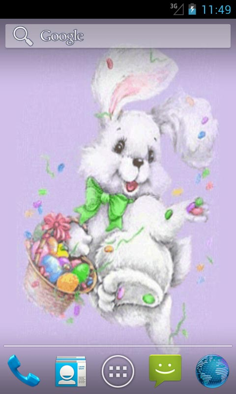 Download Easter Bunny Live Wallpapers