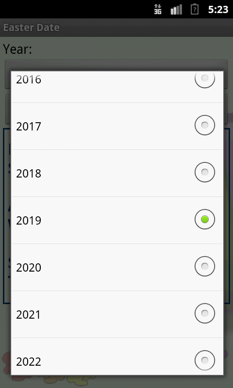 Date App Android