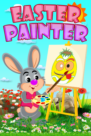 Easter Painter screenshot 1