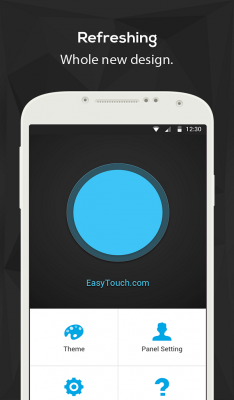 EasyTouch holo style free download for Android