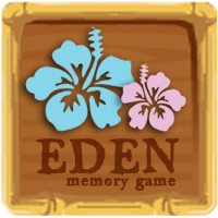 Image of Eden Memory Game