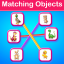Download Educational Matching the Objects Memory Game for Android phone