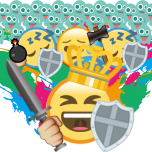 Image of Emoji Battle
