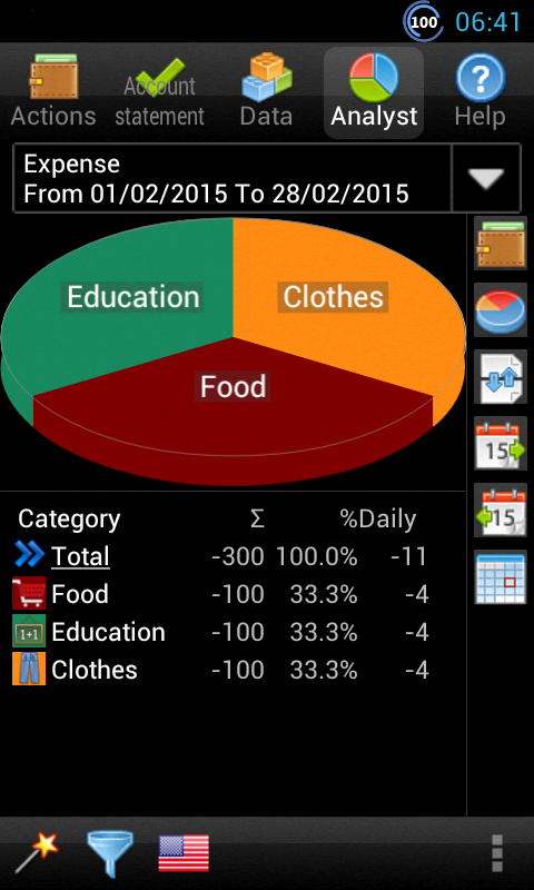 Expense Manager for Android - Download