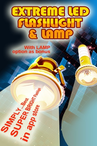Extreme LED Flashlight and Lamp free download for Android