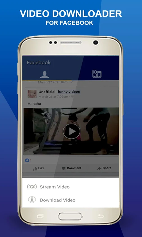 Facebook Video Downloader Pro screenshot 2