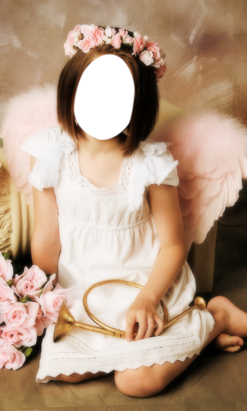 Fairy Angel Photo Montage screenshot 1