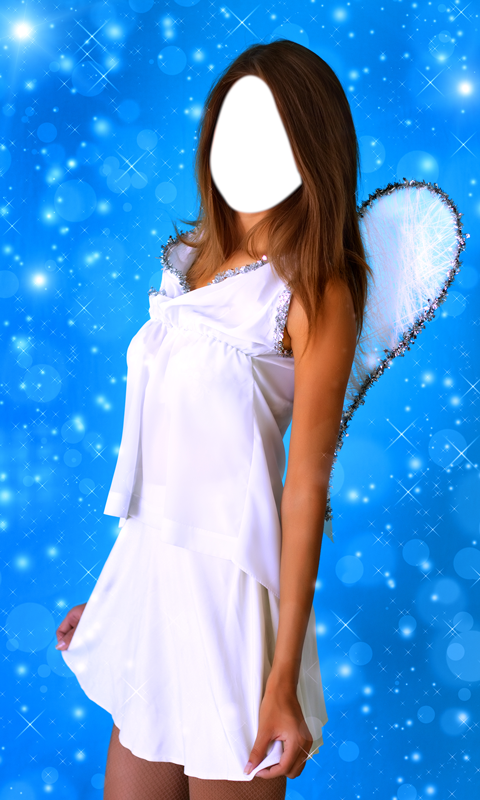 Fairy Angel Photo Montage screenshot 2