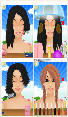 Fairy salon lite free apk android app android freeware for Salon lite