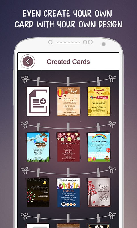 Farewell Party Invitation free app download Android Freeware – Party Invitation App