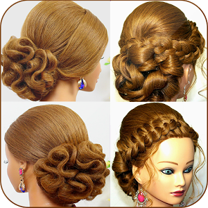 Image of Fashionable Girls Hair Styles