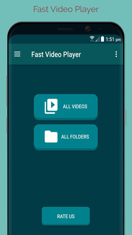 Fast Player - Full HD Video Player screenshot 1
