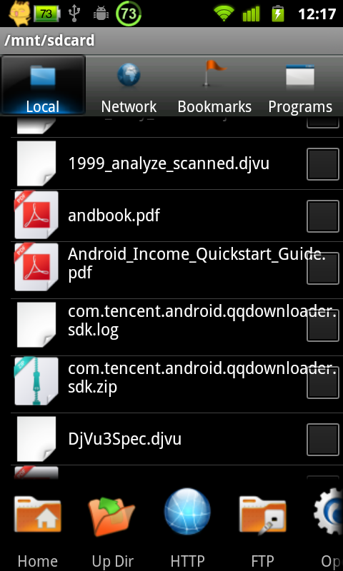 File Helper Android App - Free APK by OpenView Mobile Inc.