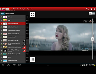 watch tv online free on android than only