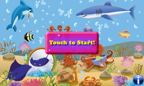 Download fishes puzzles for toddlers and kids free free for your