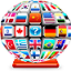 Image of Flags of the World Logo Quiz