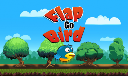Flap Go Bird screenshot 1