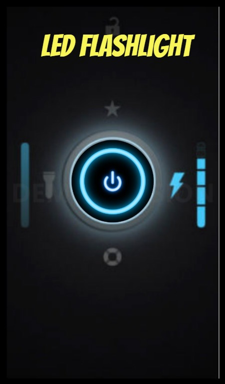 Flashlight Flash On Call 2019 screenshot 2