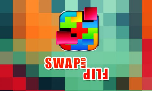 Flip and Swap -Jigsaw Puzzle Game screenshot 1