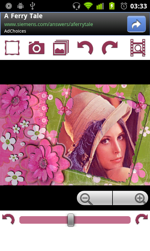 Free picture frame apps for android