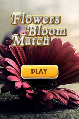 Flowers Bloom Match screenshot 1