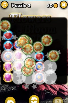 Flowers Bloom Match screenshot 2