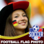 Download Football World Cup Flag Frames Photo Maker 2018 for Android phone