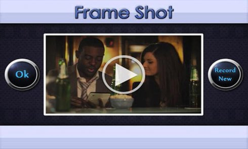 Frame Shot Video Image Capture free APK android app - Android Freeware