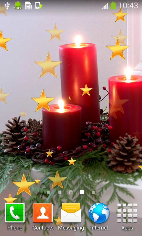 free christmas live wallpapers free app download android