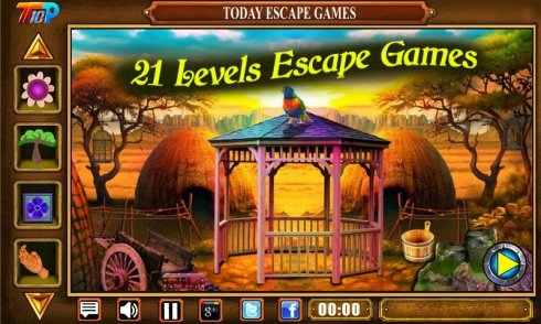 Free New Escape Games 049-Hidden Escape Games screenshot 1