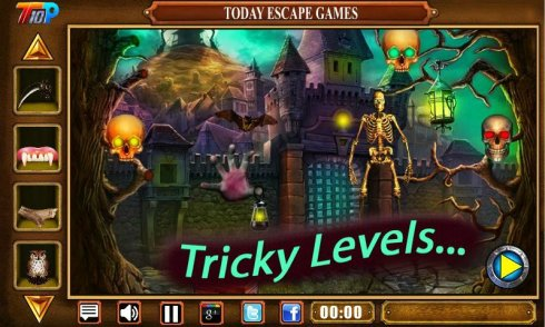 Free New Escape Games 049-Hidden Escape Games screenshot 2