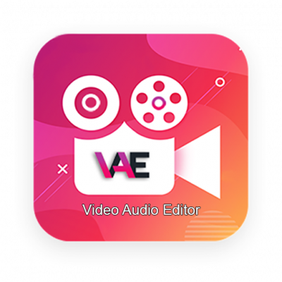 Free Video Audio Editor icon