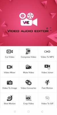 Free Video Audio Editor screenshot 2