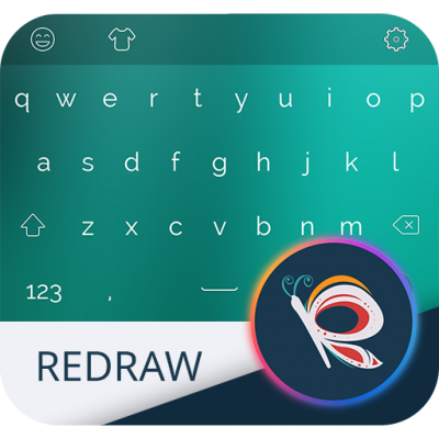 Image of Fresh Mint Keyboard for Redraw