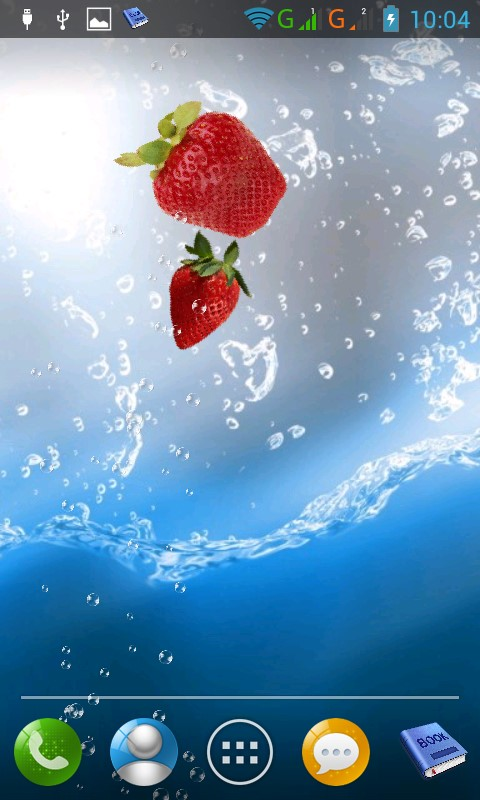 fresh strawberry android app