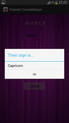 Friends Zodiac Signs for Android - Download