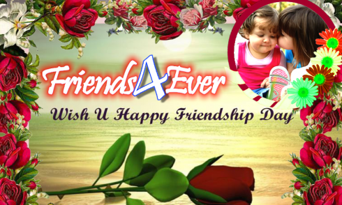 download friendship day frames